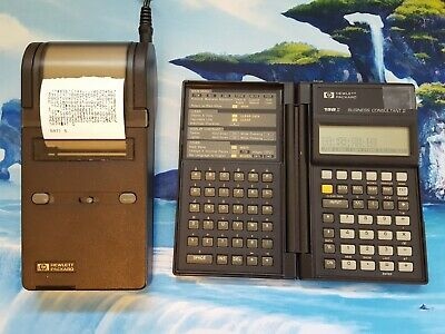 HP 200LX WITH 6MB Double Speed + Manuals, 15MB Memory Card