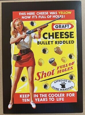 NEW Wacky Packages VARIATIONS 7th SERIES UNCUT Puzzle Set GRAFT PULP PINUP