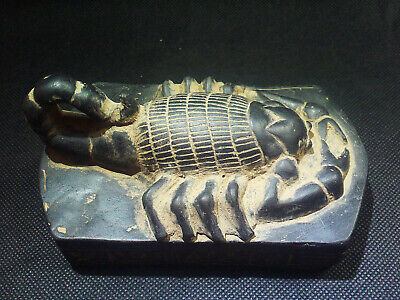EGYPTIAN ANTIQUE ANTIQUITIES Scorpion Selket Serket Sculpture 3150-2686 BC