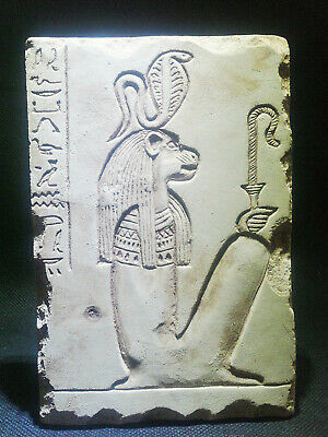 EGYPTIAN ANTIQUE ANTIQUITIES Stela Stele Stelae 1549-1349 BC