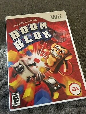 Boom Blox: Bash Party (Nintendo Wii, 2009)