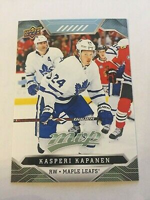 Upper Deck 2019 - 2020 Mvpkasperi Kapanen # 181 | 1 Card
