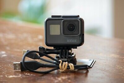 GoPro HERO 5 Black Action Camera - Hardly used and in excellent condition