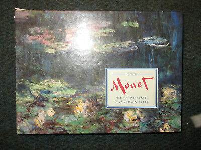Monet Stationery pen set