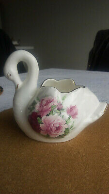 China Swan - made in england