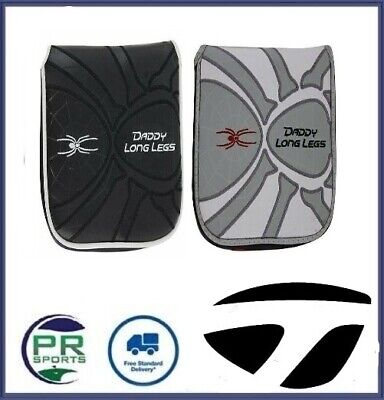 New Taylormade Putter Headcover Daddy Long Legs Cover Selection