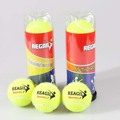 Amateur Tennis Balls Accessories Replacement Übungs 3pcs Practice Useful