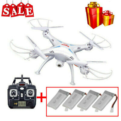 Syma X5C-1 2.4Ghz 6-Axis RC Quadcopter Drone UAV RTF UFO with 3.0M HD Camera