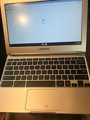 "Samsung Chromebook XE303C12 11.6"" With Charger"