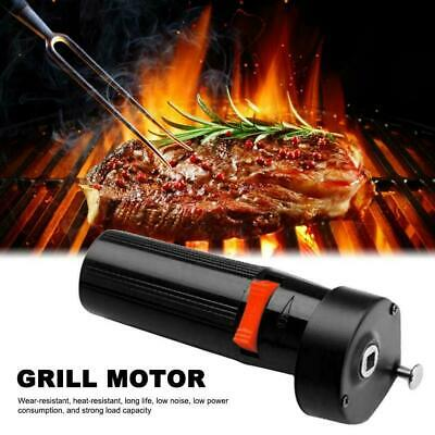 Electric Grill Rotisserie Motor BBQ Barbecue Roast Rotator Spit 1.5V Battery