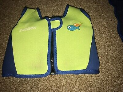Swimbest Floatation Vest Age 18-36 Months Upto 20kg