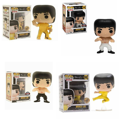 FUNKO POP New Arrival Limited Edition Bruce Lee Vinyl Action Figure Collectible
