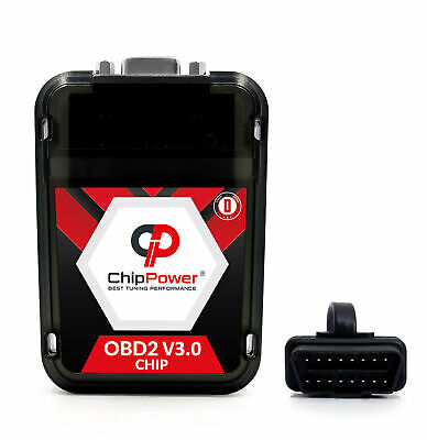 US Performance Chip OBD2 v3 for BMW 3 E46 320d 129 HP 1998-2006 Economy Diesel