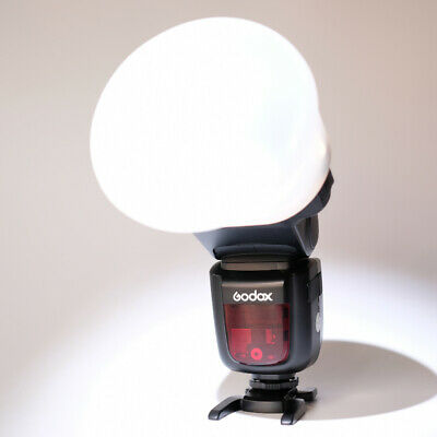 Gold TPT Magnetic Light Sphere Flash Diffuser & Magnetic Band (Magmod Style)