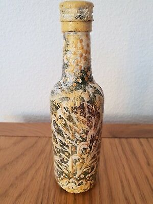 Decupage Bottle perfect gift