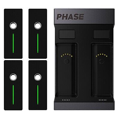 MWM Phase Ultimate Wireless DJ Digital Vinyl System w 4 Remotes for Serato