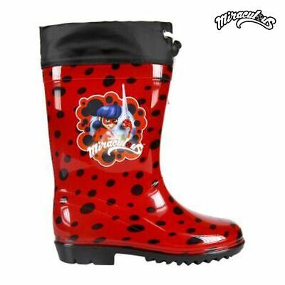 Kinder Gummistiefel Lady Bug 72759