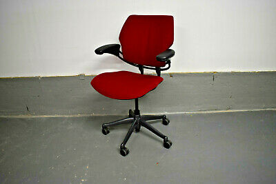 Humanscale Freedom Office Operator Swivel Chair [New Old Stock] 3 Available