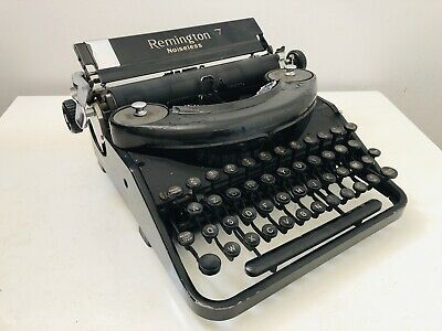 Remington 7 Noiseless Typewriter