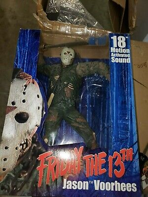 "NECA, Friday the 13th, Jason Voorhees, 18"" Action Figure, Complete"