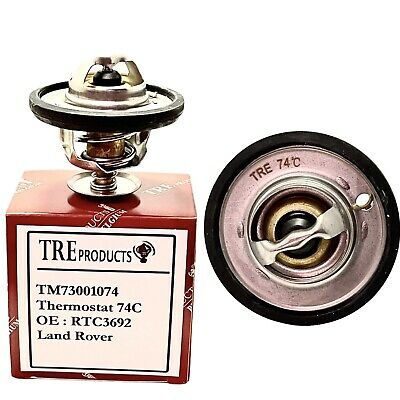 Land Rover Thermostat - RTC3692 74Degree - Series IIA & III