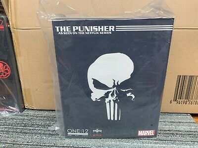 Mezco ONE:12 punisher netflix   in stock