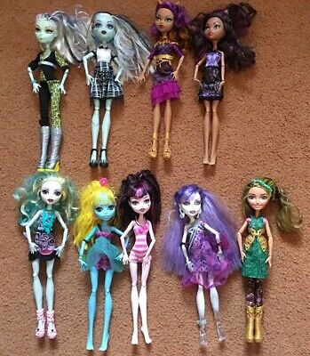 Monster High Doll Lot And A Happily Ever After Doll