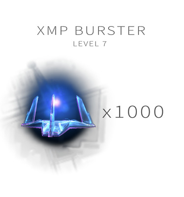 INGRESS - XMP Burster L7 - 1000 pcs - Fast delivery