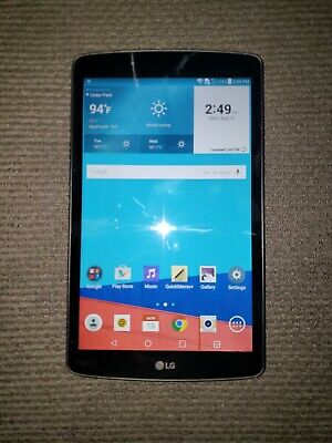 LG G PAD F V496 16GB, Wi-Fi + 4G , 8in - ****SPECIAL PRICING