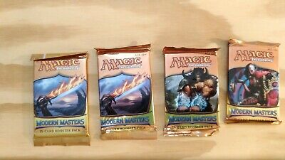 Sealed Magic the Gathering Booster Packs *Ending 9/25*