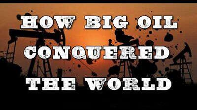 James Corbett - How & Why Big Oil Conquered The World on DVD & 3 bonus DVDs!