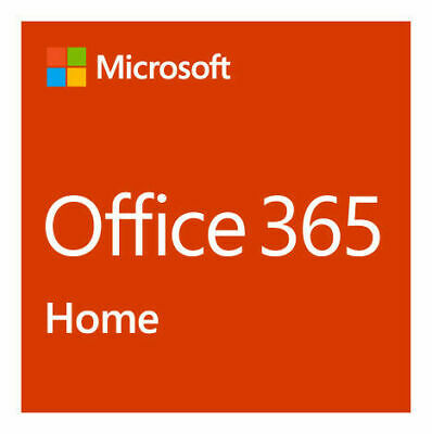 GENUINE - Microsoft Office 365 Home 1 Year +1 FREE MONTH (1 user with 5 devices)