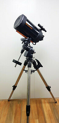 Celestron C8 XLT Advanced Computerised Telescope GoTo + eyepieces + filter kit