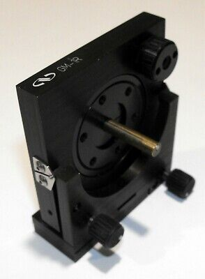 Nice Newport Precision  Gimbal Tip/Tilt Rotation Mount,   MODEL: GM-1R