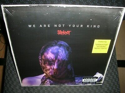 Slipknot **We Are Not Your Kind **BRAND NEW RECORD LP VINYL