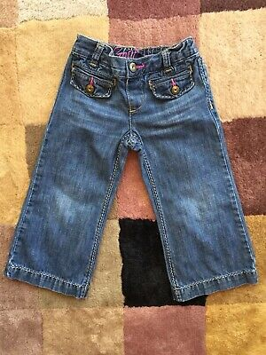 Baby Gap Girls Toddler Denim Jeans size 3 years
