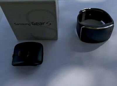 Samsung Galaxy Gear S Polycarbonate Case Charcoal Black Modern Buckle(AT&T) -...
