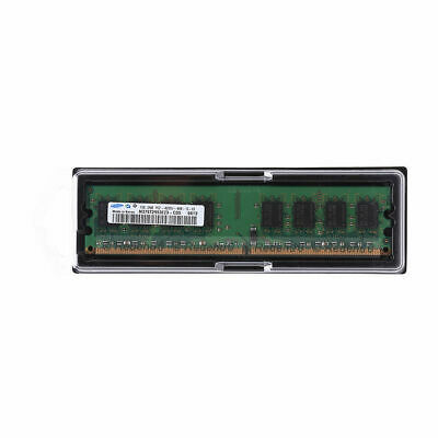 For Samsung Non-ECC DDR2 1GB 533Mhz Desktop PC2-4200 Dimm 240Pin Memory RAM HTRG