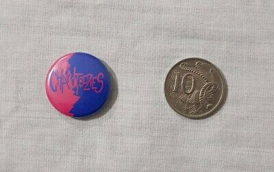 Vintage Chantoozies Button Badge / Pin