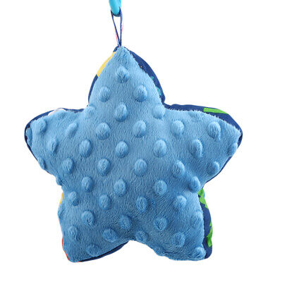 Baby Appease Towel Toys Star Shape Baby Soft Soothe Dolls Toy JJ