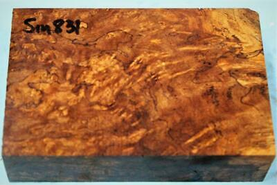 Sindora Burl,Scales,Pen Blanks,Wood Carving,Crafts#Sin831