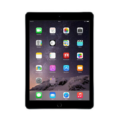 Apple iPad Air - 2. Generation - SpaceGray (B-Ware)