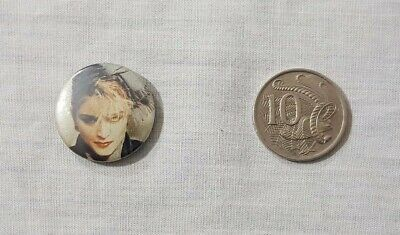 Vintage Madonna Button Badge / Pin