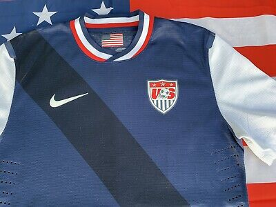 outlet store 6299f e95cb WOW* NIKE USA National Soccer Replica Jersey Men M world cup ...