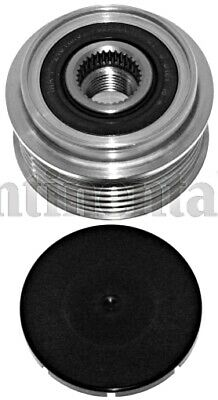 Dayco Overrunning Alternator Pulley fits Ssangyong Rexton RX270 Y200 2.7L