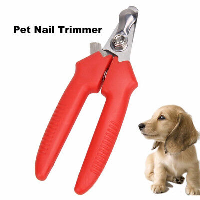 Dog Cat Nail Clipper Scissors Puppy Cat Toe Care Nail Clippers Pet Grooming Tool