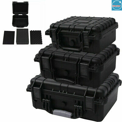 Lightweight Equipment Protective Storage Box Hard Carry Tool Case Camera Stable