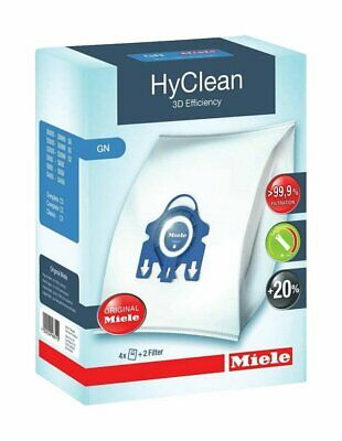 Genuine Miele Gn Hyclean Bags Tt5000 S5261 Cat & Dog
