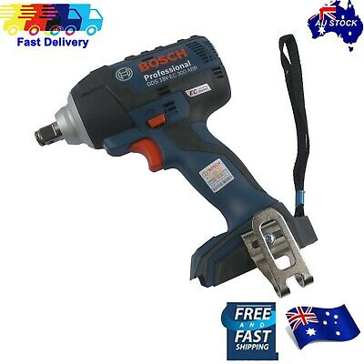 Genuine BOSCH  1/2 IMPACT WRENCH Brushless GDS18V-EC 300ABR 18V CORDLESS AU