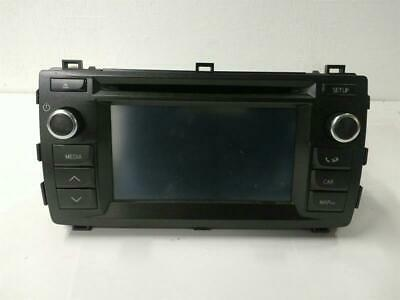 MULTIFUNCTION DISPLAY Toyota Auris Hybrid 2012 To 2015 Screen WARRANTY 11183720